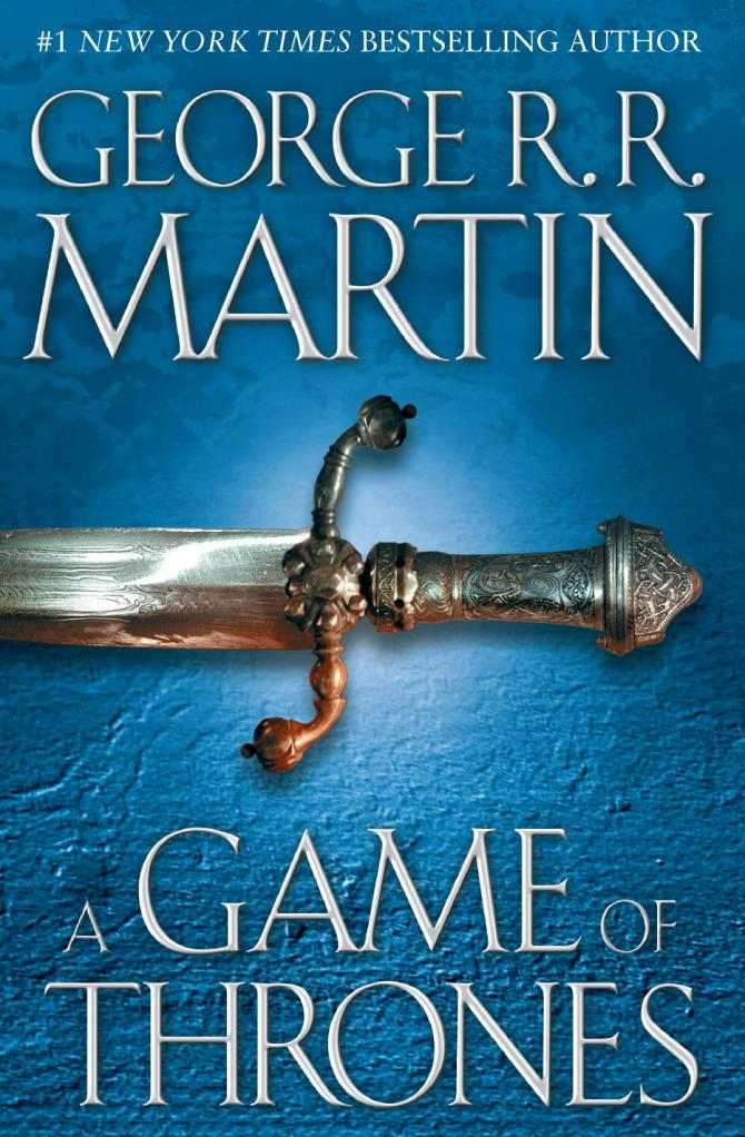 A GAME OF THRONES new HC