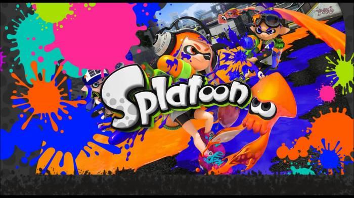 splatooooon